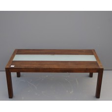 Table With Glass Insert