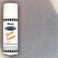 Dirty Down Ageing Spray - Black