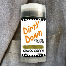 Dirty Down  - Costume Crayon - Grass Green 70ml wax stick