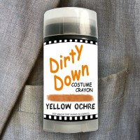 Dirty Down - Costume Crayon – Yellow Ochre – 70ml wax stick