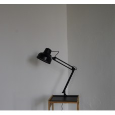 Office Table Lamp Black